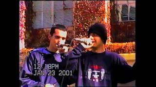 Atmosphere Eyedea @ UCLA 2001