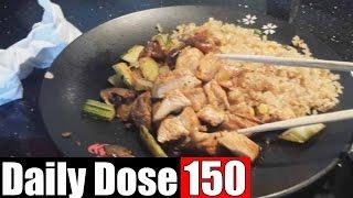 #DailyDose Ep.150 - HIBACHI TERIYAKI AT HAYASHI | #G1GB