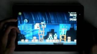 Angry Birds RIO на Zenithink ZT-180