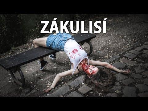 BTS - zombie focení.
