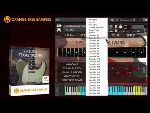 Video for Evolution Texas Twang - Walkthrough Demonstration