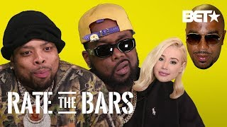Westside Gunn & Conway Have Strong Opinions On Skinnyfromthe9 & Iggy Azalea's Bars   Rate The Bars