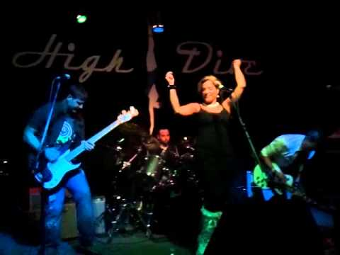 Three For T - Open Letter (performed Live @ The High Dive)