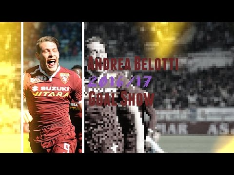 Andrea Belotti|| 2016/17|| Season so far...