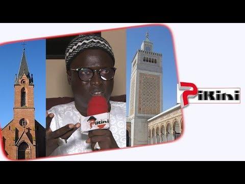 Abdoulaye DIOP Bichri donne son avis sur le problème de l'ISJA et le dialogue islamo-chrêtien