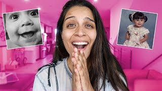 REACTING TO MY FANS BABY PICTURES