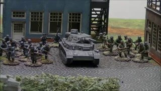 Bolt Action Army- the Blitzkrieg 1000 point German starter army unboxed
