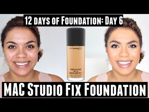Studio Fix Fluid Foundation by MAC #2