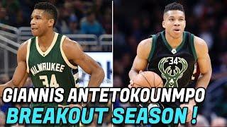 10 Facts About Giannis Antetokounmpo's 2017 NBA Season! The Greek Freak! Insane 2017 Regular Season