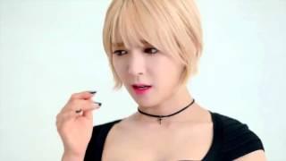 AOA [Oh Boy] ChaHun Cut