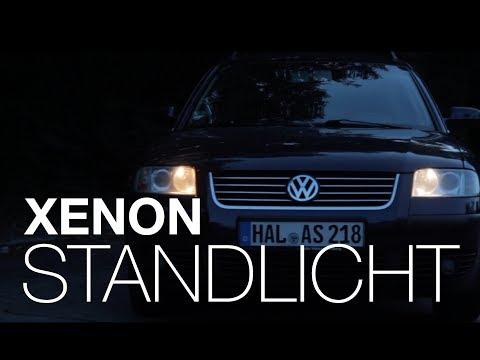 """Weißes """"Xenon-Look"""" - Standlicht einbauen - Einfach und legal!"""