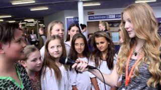 #PieciDimd Muskuļotie svētku dalībnieki Ķīpsalā