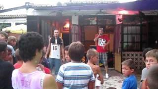 preview picture of video 'concierto del bola (sala directo) fiestas macastre.4'