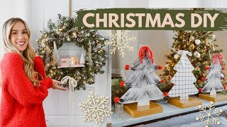 DIY CHRISTMAS DECOR IDEAS: Dollar Tree & Target | Leighannsays