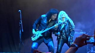 Gene Simmons & Doro - Love Theme from Kiss & War Machine - Masters of Rock  2018
