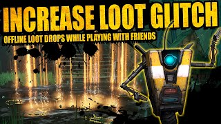 Borderlands 3: How To GET OFFLINE INCREASED LEGENDARIES While Playing ONLINE With Friends - Guide