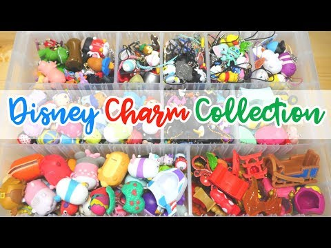 Disney Charm Collection & Destash