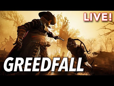 Greedfall (with Heather & Paul)