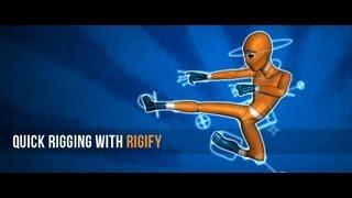 rigify tutorial