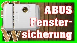 Einbruchsschutz: Fenstersicherung ABUS FTS3003