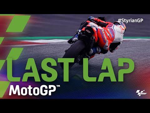 ラスト1周をまとめた動画 MotoGP 2021 第10戦スティリアGP