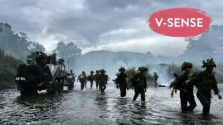 Vietnam Vs US War Movie  The Legend Makers  English Subtitles