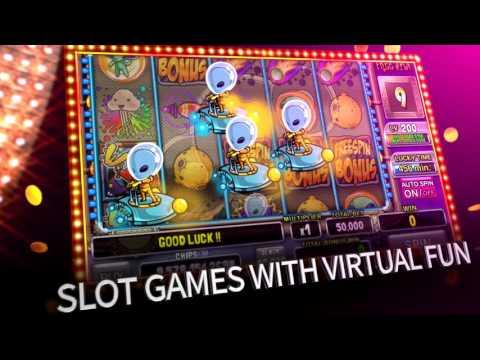 slots social casino app