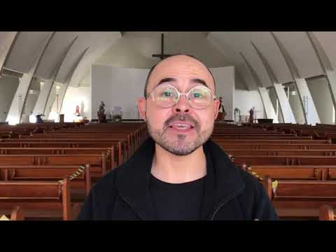 Seminarista Rafael Aramburu de São Borja fala sobre a sua vocação.