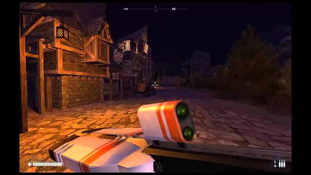 Le FPS excentrique Bedlam annoncé sur PS4