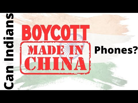 Can Indian live without Made in China Smartphones?
