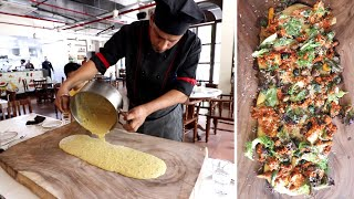 India's FIRST POLENTA TABLE | Olive Wheat Grape | Pune Food Vlog