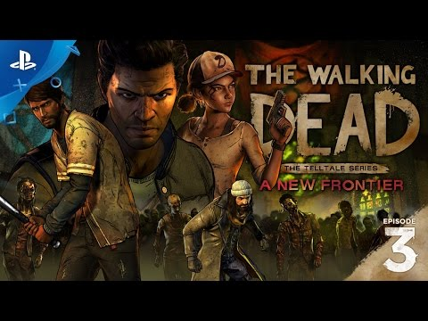 The Walking Dead: A New Frontier Game | PS4 - PlayStation