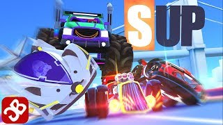 SUP Multiplayer Racing - iOS/Android - Gameplay Video