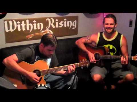 "Authority Zero - ""One More Minute"" - Acoustic Cover"