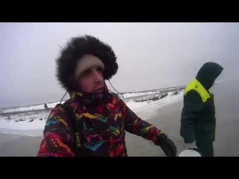 La pesca su piccolo fritto nel video invernale mormyshka