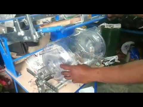 Pet Jar Screen Printing Machine