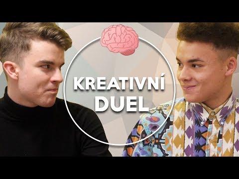Kreativní duel w/Kristián | KOVY