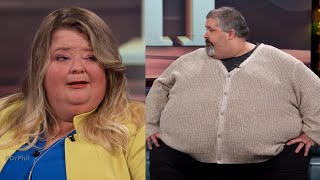'I'm Going To End Up Alone Again,' Says Woman Who Fears 700 Lb. Husband Will Die