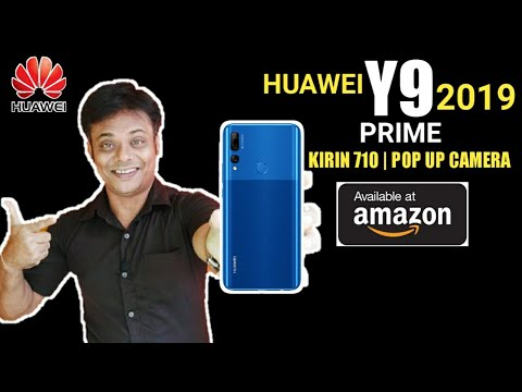 Download Huawei Y9 Prime 2019 Unboxing And First Impression Video