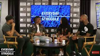 Vic Mensa says he wasn't dissing Joe Budden on freestyle