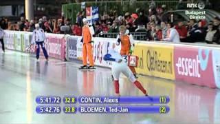 Alexis Contin 10 000m European Champs. 20112012