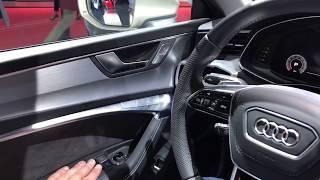 Что нового в новой AUDI A7 2018