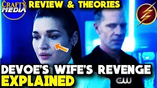 Devoe's Wife's Revenge! Time Travel to save Ralph? The Flash 4x19 Review