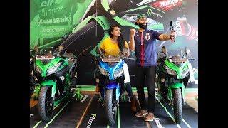 Kawasaki Ninja 300 (ABS) Delivery | Walk Around | South India Ride (Coastal Route )