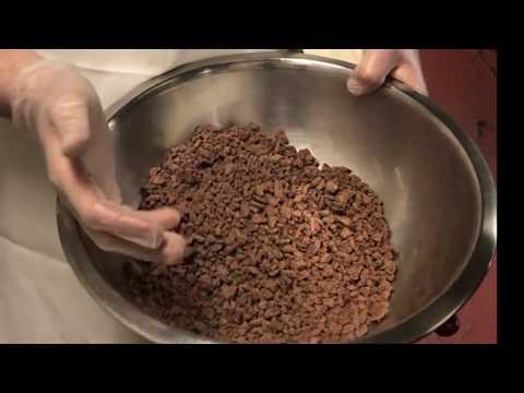 How to make chocolate w/Chef Bryan