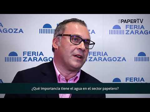 Interview during SPAPER 2019 to Esteban Portela fr