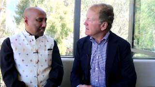 John Chambers, former CEO of Cisco in a Q&A at Berkeley Haas