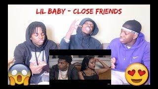 Lil Baby, Gunna   Close Friends   REACTION
