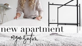 New Organization & Styling Things For My Apartment - Shop With Me