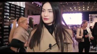 Саша Попова, солистка группы «Фабрика» о коллекции Elema осень-зима 2016/17. MFW